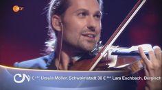 """David Garrett """"Ich war noch niemals in New York"""" tribute to Udo Jürgens ..."""