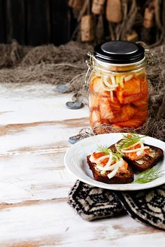 Neitolohi eli norjalainen lohi mausteliemessä   K-Ruoka #kala