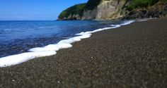 At the beach of Ribeira Quente - São Miguel - Azores. Photo by Jonas at The Mobile Photography Blog