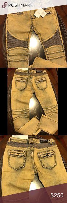 Balmain jeans Balmain jeans UA Balmain Jeans Slim Straight