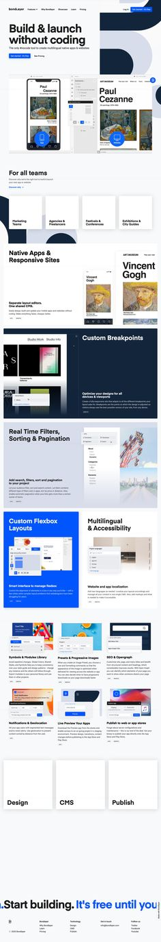 The only | Land-book - the finest hand-picked website inspirations Wordpress Theme Design, Web Design Services, Website Themes, Web Design Inspiration, Inspire Others, Cool Websites, User Interface, Website Template, How To Introduce Yourself