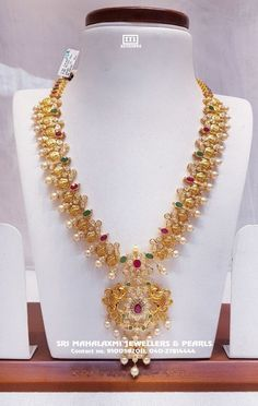 Pacchi cz workmanship Kasu Harram in Hallmark Gold. Get the best finishing products at Wholesale prices.Visit or Call on 9100592011 for more details. India Jewelry, Pearl Jewelry, Pendant Jewelry, Bridal Jewelry, Diamond Jewelry, Gold Jewelry, Jewelery, Mango Necklace, 29 September
