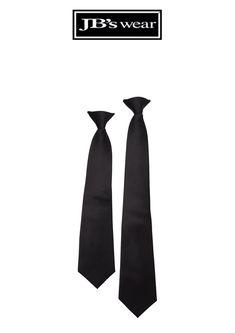 CLIP ON TIE BLACK SMALL - 5PK Hospitality, Tie Clip, How To Wear, Black, Fashion, Moda, Black People, Fashion Styles, Fashion Illustrations