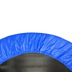 REMEMBER - FUTURE REFERENCE: Round Oxford Trampoline Spring Cover for 6 Legs - Blue $19.99