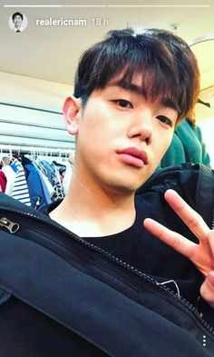 Eric nam Instagram history♡ @arillys How To Speak Chinese, Eric Nam, How To Pronounce, Pretty Boys, Boy Groups, Kpop Backgrounds, Husband, Fandoms, Singer