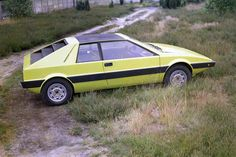 Polski Fiat 1100 Coupe by Zbigniew Wattson 1974