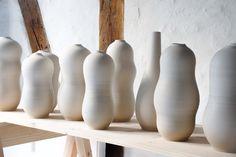 Eric Landon from Tortus Copenhagen. Unika danish handmade ceramics from Tortus Copenhagen.