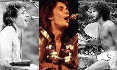 de 3 drumers die ooit in Doe Maar drumde