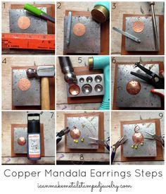 Copper-Mandala-Earrings-Steps-Margot-Potter
