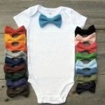 Cute DIY Onesies for Boys