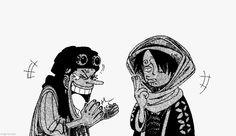 Luffy and Usopp ;)