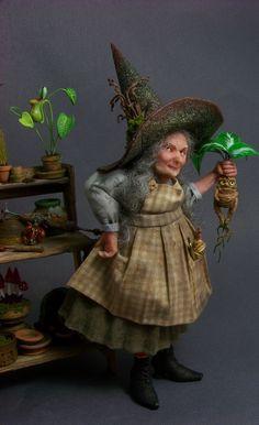 Fairystudiokallies: Heda the Witch...