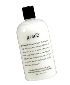 No. 5: Philosophy Pure Grace Shower Cream, $24