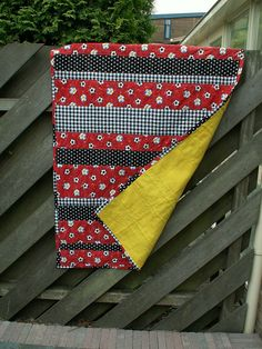 11 Dreamblanket Soccer Finished2 by Alphenquilts, via Flickr
