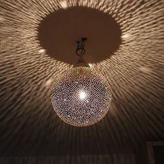 Orientalische Lampen Lampe  Marokkanische Arabische DECKENLAMPE HÄNGELAMPE Messi