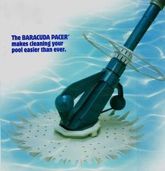 Baracuda Pacer, In-ground Pool Cleaner Complete With hoses