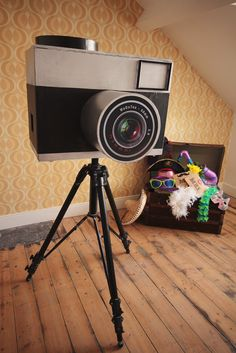 Our retro fabulous fully self operated Photo booth is up and running! You know you want to!