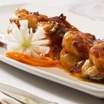 VEDA Restaurant shares Bhagare Prawns #recipe from Durga Puja 2013 #menu