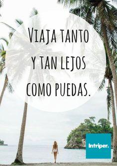 Buen consejo ✌️ #intriper #viaja #recorriendoelmundo #viajero #travel #traveler #road #arroundtheworld #