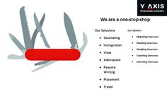 We are a one-stop-shop . #YAxisCareerCounselling