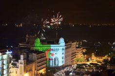 2014 - Celebrating the 60th anniversary of the Independance War in Algiers