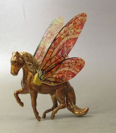 Horsenfeffer Fairy custom Breyer horse