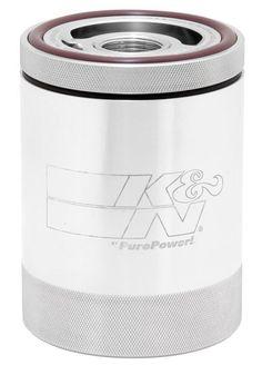 K&N Oil Filter; Billet SS-2009