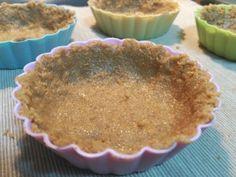 Base de galleta para tartas y tartaletas