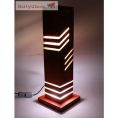 Modern Dekoratív Asztali Fa Led Lámpa. Szép és energiatakarékos. Ez egy kézzel készített, modern megjelenésű, dekoratív asztali fa Led lámpa. A hangulatvilágítás otthonunk igazi dísze, a hálószobában, nappaliban vagy a gyerekszobában elhelyezve egyaránt. Fa, Table Lamp, Lighting, Modern, Home Decor, Dekoration, Table Lamps, Trendy Tree, Decoration Home