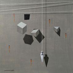 Artwork by Artur Muharremi   See more: parisartweb.com   #Art #Painting #France #ParisArtWeb
