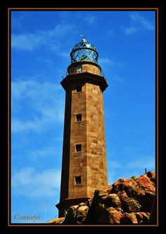 Lighthouse Cape Vilan by cornejo....   Galicia, Spain