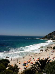 Cape Town - South Africa - on the list