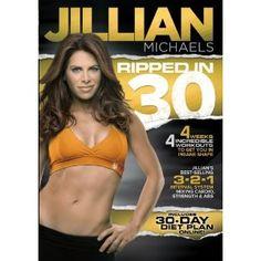 Jillian Michaels Ripped in 30 --- http://www.amazon.com/Jillian-Michaels-Ripped-30/dp/B004CRR9IS/?tag=jayb4903-20