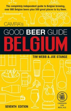 Good Beer Guide Belgium - Books About Beer