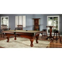 American Heritage Game Room Collection Heidi
