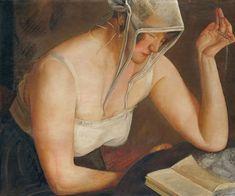 pintura de Borís Dmítrievich Grigóriev