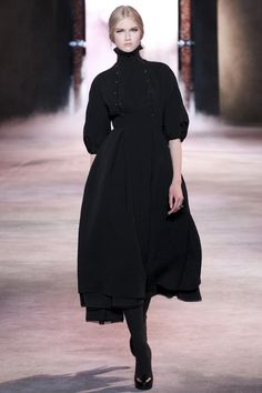 Ulyana Sergeenko, Défilé Automne-hiver 2013-2014