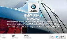 Fotos Twitter de portadas de BMW USA