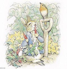 : Peter Rabbit, Beatrix Potter