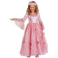 Süße Prinzessin-Verkleidung mit dem Schnittmuster Prinzessin / Tänzerin, Burda 2410 ganz einfach selber nähen