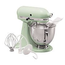 KitchenAid Pistachio Green Artisan® Stand Mixer