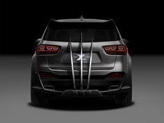 2016  Kia Sorento XMEN  XCAR revealed - This will  be used for the promotions   fo the upcoming Blue-Ray  DVD Release of X-Men:  Days of Future Past