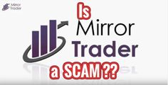 Mirror Trader Software is a SCAM!