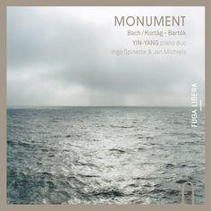 Yin-Yang piano duo : Bach (Transcribed by Kurtág) & Bartók: Monument     Chez : Fuga Liberia  Genre : Classique