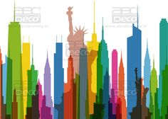 155   New York Color