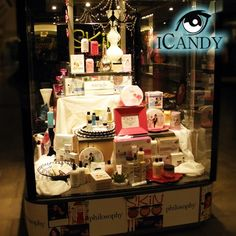 Skin Beauty Boutique Mall Kiosk Display