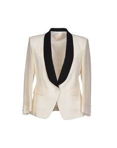 I found this great BOY by BAND OF OUTSIDERS Blazer on yoox.com. Click on the image above to get a coupon code for Free Standard Shipping on your next order. #yoox White Tux Jacket, Band Of Outsiders, Blazers For Women, Boys, Outerwear Jackets, Sleeves, Coupon, Ivory, Stuff To Buy