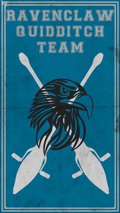 Quidditch Team Poster: Ravenclaw by TheLadyAvatar on deviantART