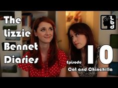 LizzieBennet's Diaries - cute modern take on Pride and Prejudice