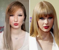 There is a reason why they are called makeup artists. If you ever doubted the artistic value of makeup before, Chinese vlogger He Yuhong will change your mind with her stunning recreations of historic works, and oh yeah, Taylor Swift too. Makeup Tips Natural Look, Simple Makeup, Dark Skin Makeup, Makeup For Brown Eyes, Makeup Artist Humor, Best Lengthening Mascara, Makeup Collection Storage, Step By Step Contouring, Beginner Eyeshadow
